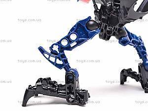 Конструктор Robot, в колбе, 9820-25, магазин игрушек