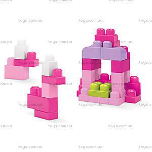 Конструктор Mega Bloks в мешке, 60 деталей, DCH54, купить