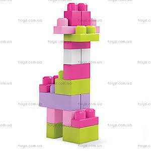 Конструктор Mega Bloks в мешке, 60 деталей, DCH54, фото