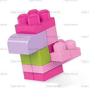Конструктор Mega Bloks в мешке, 60 деталей, DCH54, отзывы