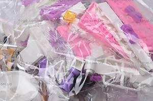 Конструктор «Розовая мечта», 102 элемента, M38-B0155, цена