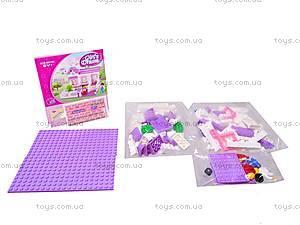 Конструктор «Розовая мечта», 193 детали, M38-B0156, купить
