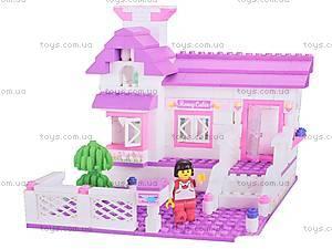 Конструктор «Розовая мечта», 193 детали, M38-B0156, фото