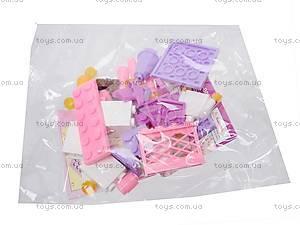 Конструктор «Розовая мечта», 35 элементов, M38-B0238R, фото