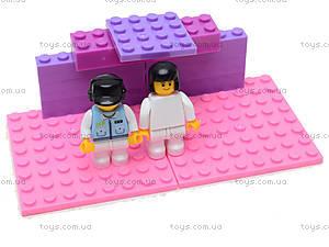 Конструктор «Розовая мечта», 369 деталей, M38-B0253R, игрушки