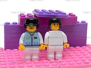 Конструктор «Розовая мечта», 369 деталей, M38-B0253R, магазин игрушек