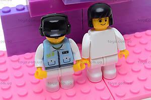 Конструктор «Розовая мечта», 369 деталей, M38-B0253R, toys.com.ua
