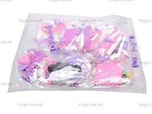 Конструктор «Розовая мечта», 369 деталей, M38-B0253R, фото