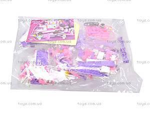Конструктор «Розовая мечта», 369 деталей, M38-B0253R, цена