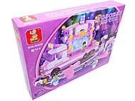 Конструктор «Розовая мечта», 369 деталей, M38-B0253R, купить игрушку