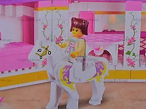 Конструктор «Розовая мечта», 385 деталей, M38-B0251R, цена