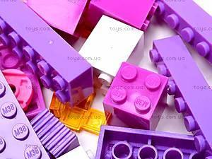 Конструктор «Розовая мечта», 430 деталей, M38-B0255R, детские игрушки