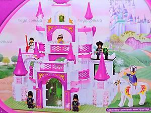 Конструктор «Розовая мечта», 508 деталей, M38-B0151R, фото