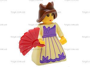 Конструктор «Розовая мечта», 99 элементов, M38-B0239R, toys.com.ua