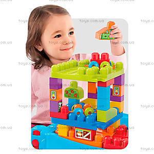 Детский конструктор Mega Bloks «Развивающий столик», CNM42, фото