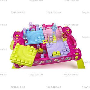 Конструктор Mega Bloks «Развивающий столик принцессы», CXP12, фото