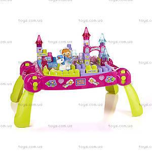 Конструктор Mega Bloks «Развивающий столик принцессы», CXP12