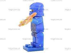 Конструктор с башней «Ниндзя», 9109A, toys.com.ua