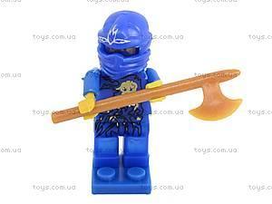 Конструктор с башней «Ниндзя», 9109A, toys