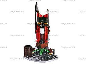 Конструктор с башней «Ниндзя», 9109A, купить