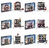 Конструктор с домиками разных стран, 6 013-6 018, купить