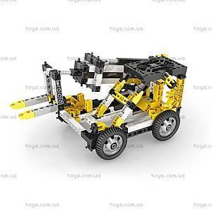 Конструктор с электродвигателем Inventor Motorized «120 в 1», 12030, купить