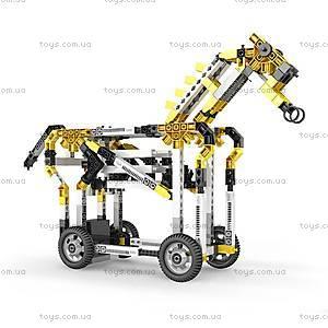 Конструктор с электродвигателем Inventor Motorized «120 в 1», 12030, фото