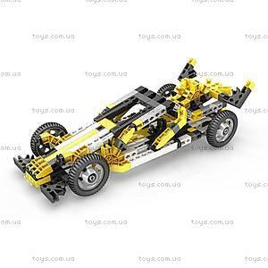 Конструктор с электродвигателем Inventor Motorized «120 в 1», 12030, цена