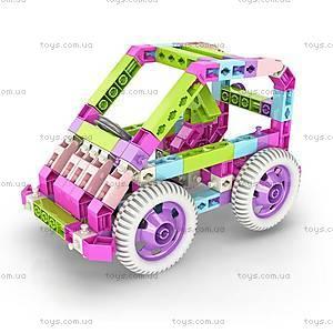 Конструктор с электродвигателем Inventor Princess MOTORIZED «30 в 1», IG30, цена