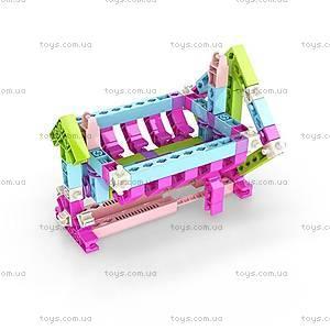 Конструктор с электродвигателем Inventor Princess MOTORIZED «30 в 1», IG30, игрушки