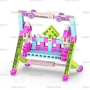 Конструктор с электродвигателем Inventor Princess MOTORIZED «30 в 1», IG30, toys.com.ua