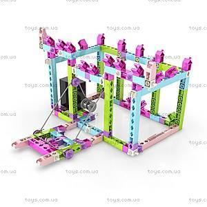 Конструктор с электродвигателем Inventor Princess MOTORIZED «30 в 1», IG30, іграшки