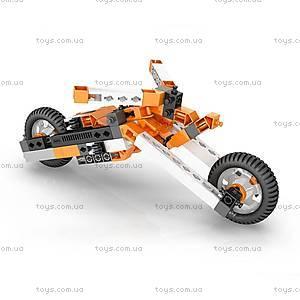 Конструктор с электродвигателем серии Inventor Motorized 50 в 1, 5030, детские игрушки
