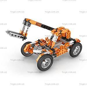 Конструктор с электродвигателем серии Inventor Motorized 50 в 1, 5030, toys.com.ua