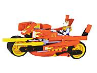 Конструктор с героями Chima и чимациклами, 22041, toys
