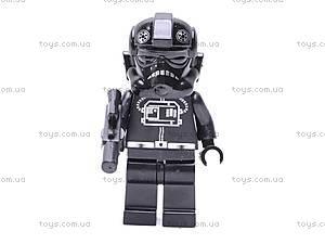 Конструктор с героями «Космическое приключение», 1A-6A, игрушки