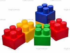 Конструктор с крупными блоками, 310 элементов, 0533, отзывы