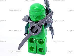 Детский конструктор с персонажем, 98025A, игрушки