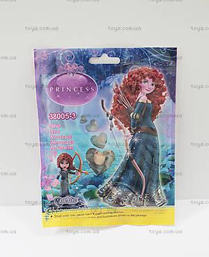 Конструктор с принцессой Ariel, 38005