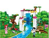 Конструктор «Сад для принцессы» серия «Принцессы» , 15007, фото