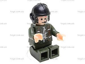 Конструктор «Самолет», 50 элементов, 804, toys.com.ua