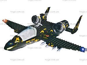 Конструктор «Самолет-истребитель», 175 деталей, 40251B