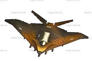 Конструктор «Самолет - стелс», 350 деталей, 40451B