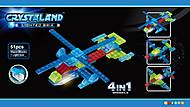 Конструктор  «Самолет и вертолет» 4в 1, 99003