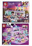 "Конструктор ""Friends"", 471 деталь, 1159, іграшки"