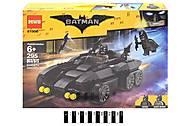 Конструктор серии «BATMAN» из 295 деталей, 81906, фото