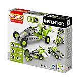 Конструктор серии INVENTOR 8 в 1 «Автомобили», 0831, фото