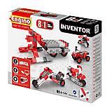 Конструктор серии INVENTOR 8 в 1 «Мотоциклы», 0832, купить