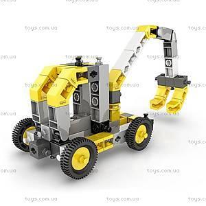 Конструктор серии INVENTOR 8 в 1 «Строительная техника», 0834, купить