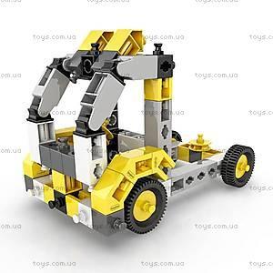 Конструктор серии INVENTOR 8 в 1 «Строительная техника», 0834, цена